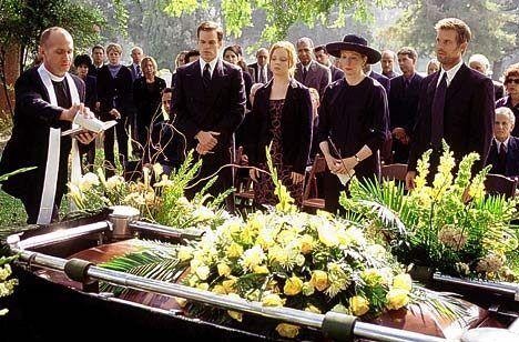 funeral como vestir