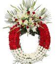 Envio corona funeraria a tanatorio