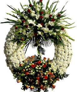 enviar corona de flores reflexion