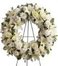 corona funeraria mas original