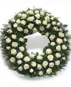 envio Corona de Flores Humildad